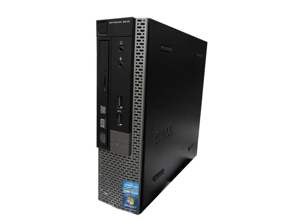 Dell OptiPlex 9010 SFF   i5-3570 @ 3.10GHz   4GB RAM   NO HDD   DVD-RW