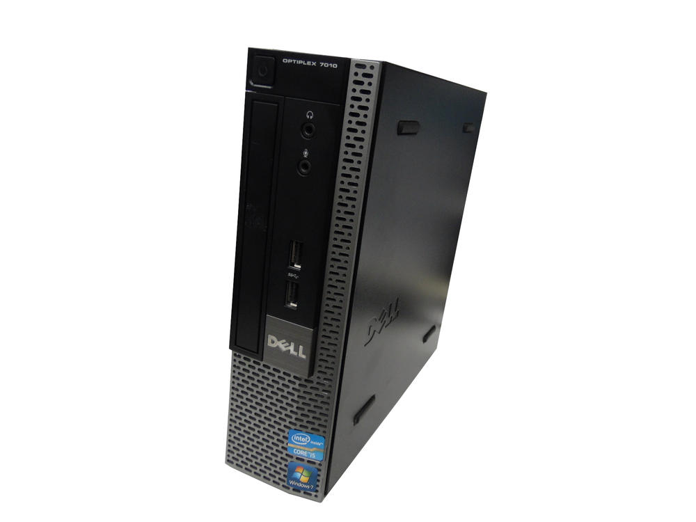 Dell Optiplex 9020 USDT | Intel i3-4160 @3.60GHz | 4GB RAM |No HDD | Win 7 COA