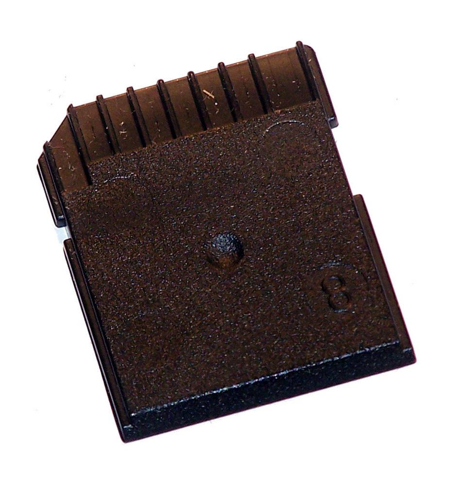 Dell F161C Latitude E5400 SD Card Blank Slot Filler Thumbnail 2