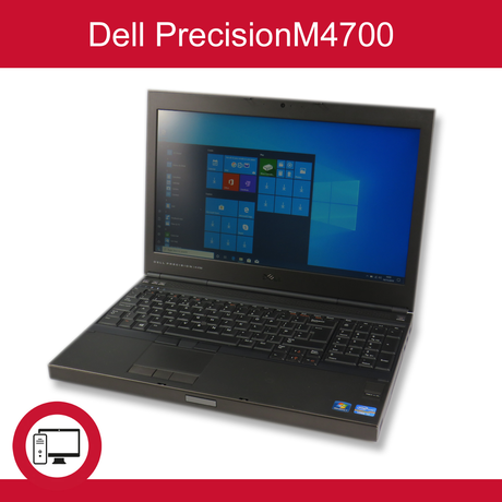 "Dell Precision M4700 15.6"" Laptop 