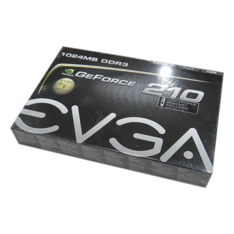 New In Box EVGA Nvidia GeForce 210 | 1024MB DDR3 | PCI Express Graphics Card