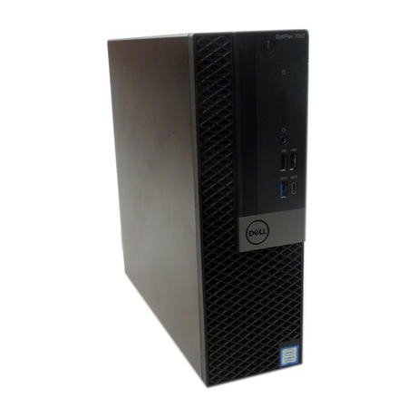 Dell OptiPlex 7060 SFF Intel i5-8500 @3.0GHz | 8GB RAM | 256GB SSD M.2 NVMe
