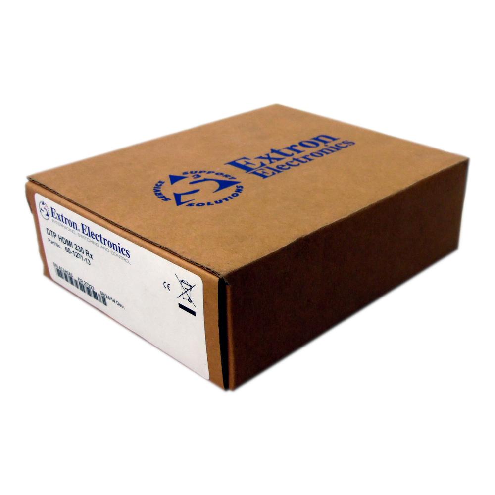 Brand New Extron DTP HDMI 230 Rx Receiver Extender