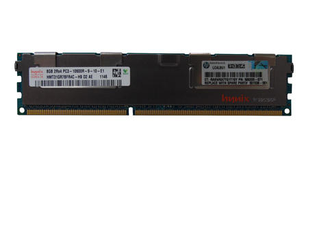 Hynix HMT31GR7BFR4C PC3-10600R 1333mhz ECC Registered  | 8GB Server RAM