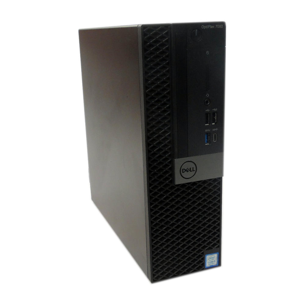 Dell OptiPlex 7060 SFF Intel i5-8500 @3.0GHz | 8GB RAM | 256GB | Win 10 OS