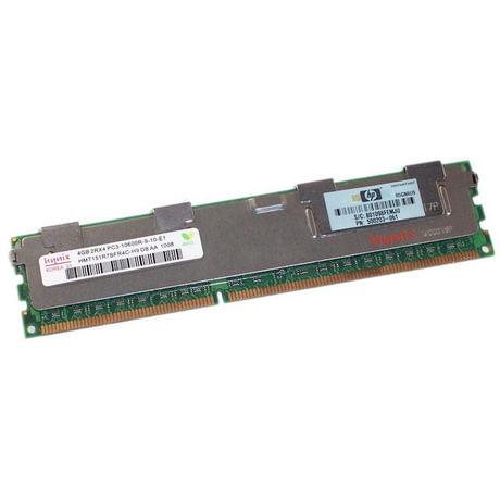 HP 500203-061 Hynix HMT151R7BFR4C-H9 4GB PC3-10600R ECC Registered Server DIMM