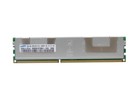 Samsung M393B1K70BH1-CH9 | 8GB RAM | PC3 - 10600R Server Memory
