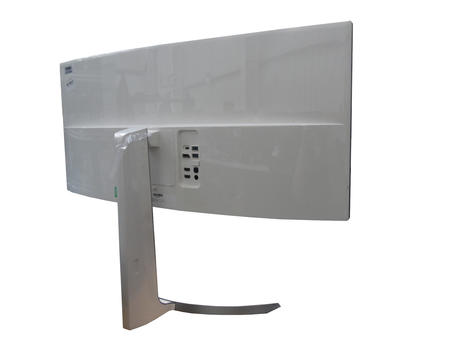 """LG 34UC99-W 34"""" IPS Curved Monitor And Stand   2018   Dead Pixels Thumbnail 6"""