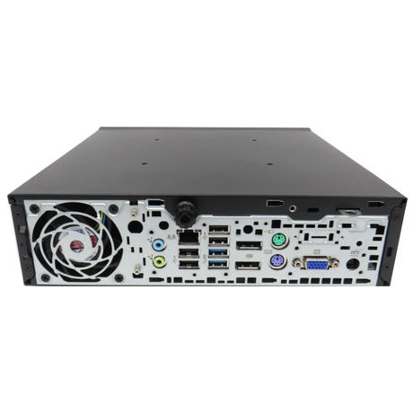 HP EliteDesk 800 G1 USDT   G3220 @ 3.00GHz   4GB RAM   320GB HDD   No OS   A- Thumbnail 2
