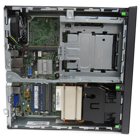 HP EliteDesk 800 G1 USDT   G3220 @ 3.00GHz   4GB RAM   320GB HDD   No OS   A- Thumbnail 3