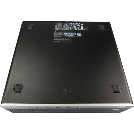 HP EliteDesk 800 G3 SFF | Intel i3 6100 @3.70GHz | 16GB | 500GB HDD  Thumbnail 4