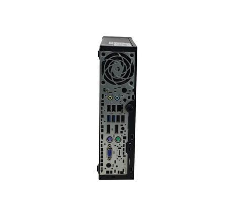 HP EliteDesk 800 G1 USDT | i5-4670s @ 3.10GHz | 8GB RAM | 128GB SSD Thumbnail 2