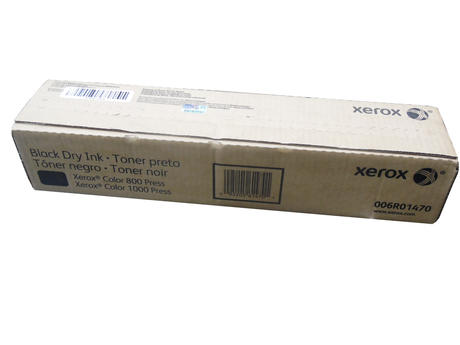 New In Box Genuine XEROX 006R01470 Black Toner