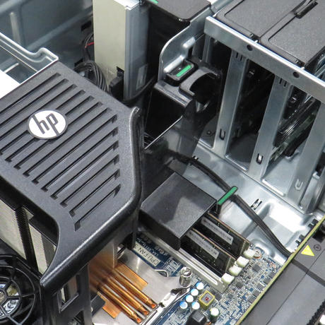 HP Z620   Xeon E5-2660 @ 2.20GHz   32GB RAM   1TB HDD   120GB SSD   Tesla K20 Thumbnail 4