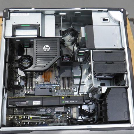 HP Z620   Xeon E5-2660 @ 2.20GHz   32GB RAM   1TB HDD   120GB SSD   Tesla K20 Thumbnail 6