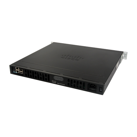 Cisco 4331 Integrated Services Router ISR4331/K9 With Ears