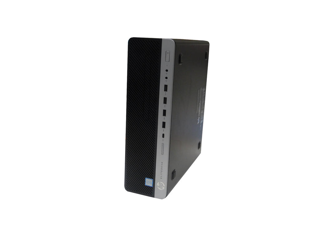 HP 800 G4 SFF | I3-8100 @ 3.60GHz | 16GB RAM | 500GB HDD