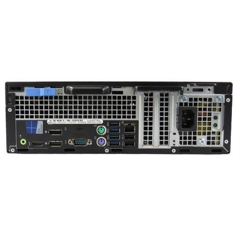 Dell Optiplex 7040 SFF | i3-6100 @ 3.70GHz | 4GB RAM | 500GB HDD Thumbnail 3