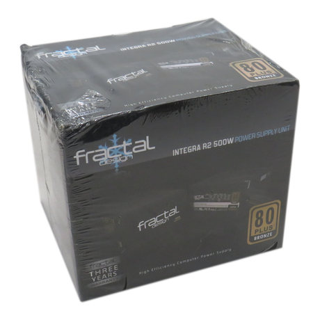 Brand New Fractal Design Integra R2 500W PSU
