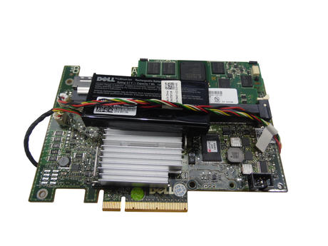 Dell HCR2Y | R510 1GB Cache SAS RAID Controller With Battery