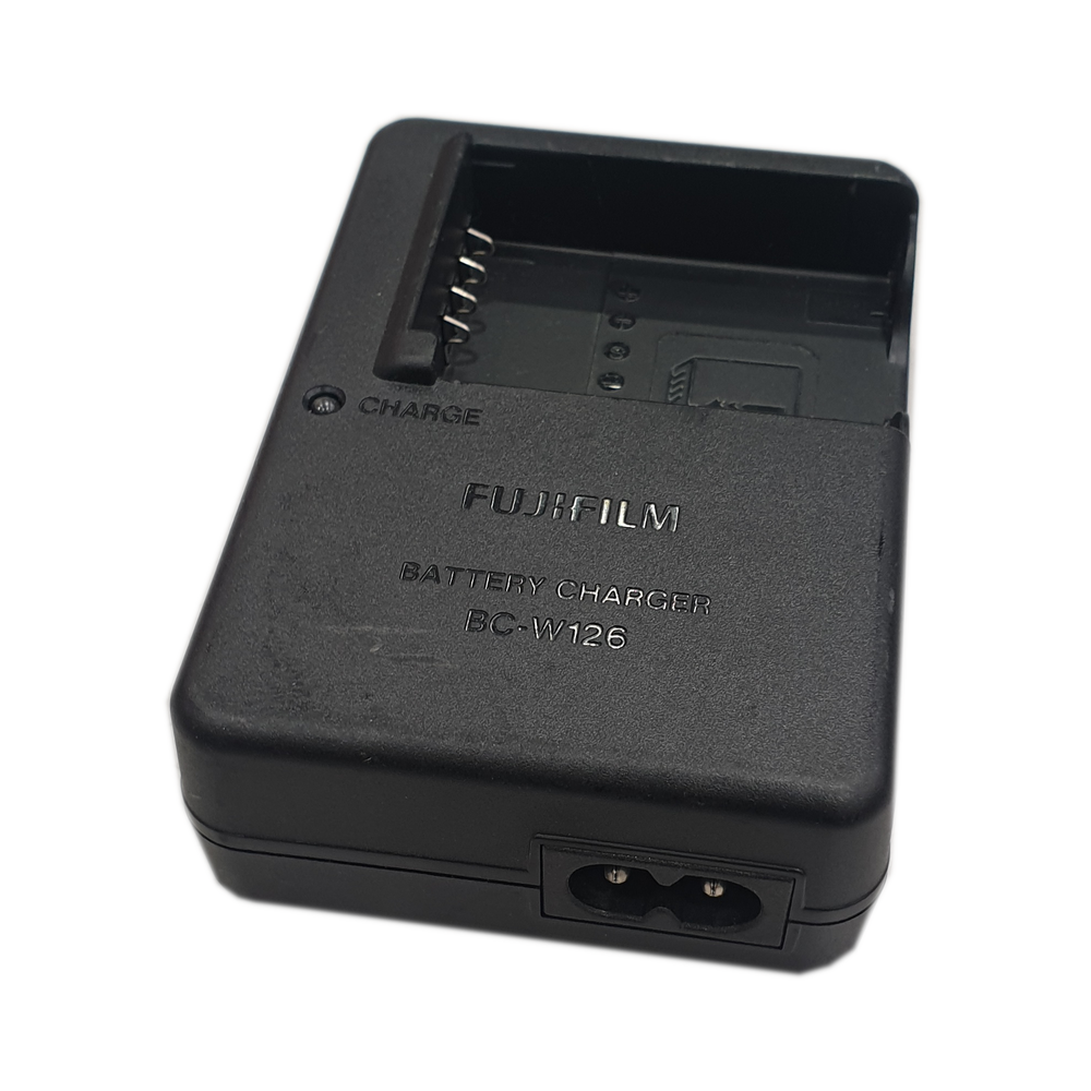 Original Genuine FujiFilm Charger BC-W126 | Cables Not Included