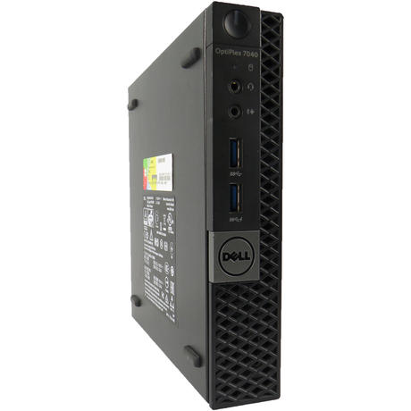 Dell OptiPlex 7040 Micro | i5-6500T @2.50GHz | 4GB RAM | No HDD