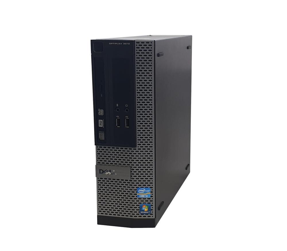 Dell Optiplex 3010 SFF | i3-3220 @ 3.30GHz | 4GB RAM | 500GB HDD