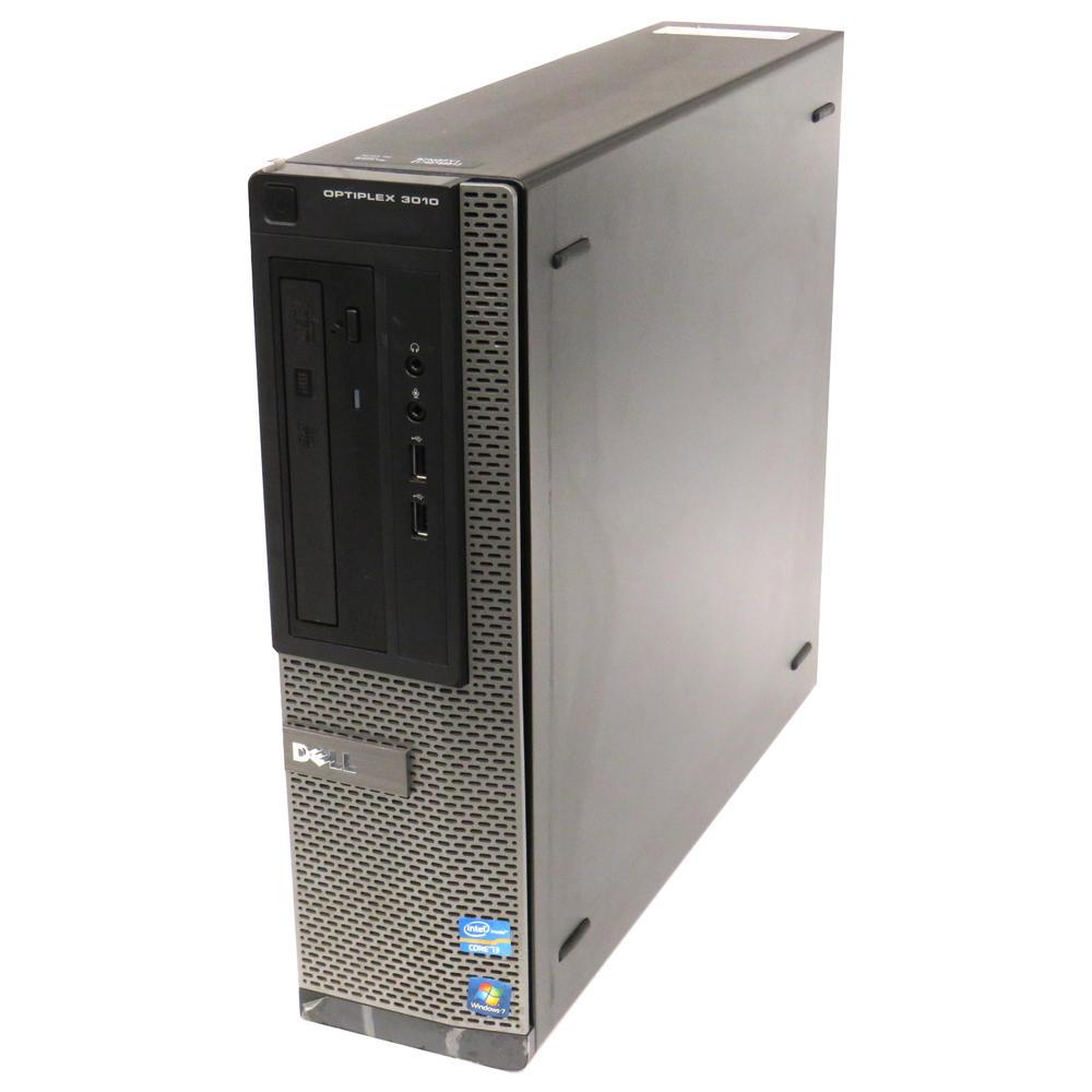 Dell Optiplex 3010 DT | i3-3220 @ 3.30GHz | 4GB RAM | 500GB HDD| B-