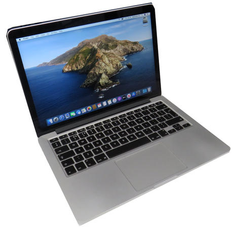 "Apple A1502 MacBook Pro 13"" Early 2015 i7-5557U @3.1GHz 16GB 250GB Catalina B"