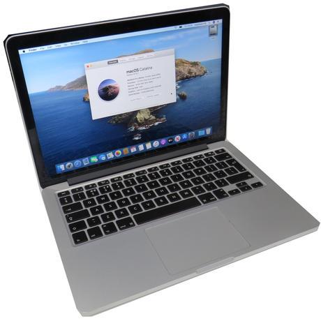 "Apple Macbook Pro  A1502 13"" Early 2015 i5-5287U @ 2.9GHz 16GB 120GB Catalina c+"