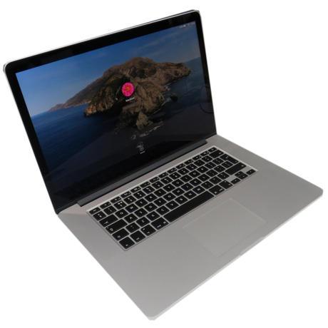 "Apple MacBook Pro 15.4"" Early 2013 A1398 i7-3740QM@ 2.70GHz 16GB 500GB 10.15 A-"