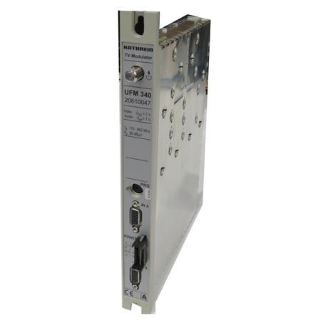Kathrein UFM 340 20610047 Twin TV Modulator Purification System  Thumbnail 2