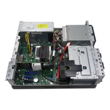 Fujitsu Primergy TX1320 M3 i3-7100 @ 3.90GHz | 8GB RAM | No HDD  Thumbnail 3