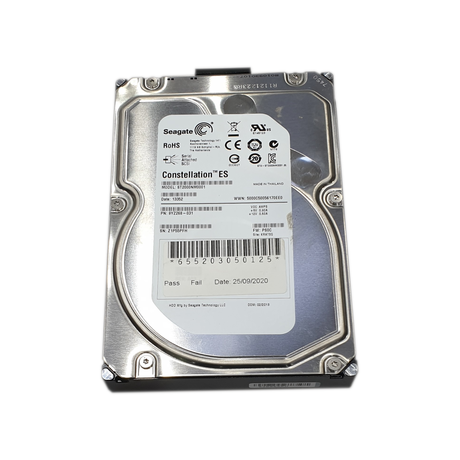 "Seagate ST2000NM0001 Constellation ES 2TB 7.2K 3.5"" SAS LFF HDD 9YZ268-031"