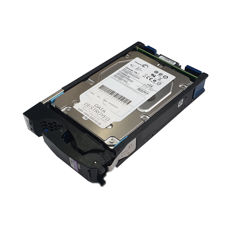 "EMC Seagate 005049273 ST3300657SS 300GB 15K SAS 3.5"" HDD For VNX Array In Caddy"
