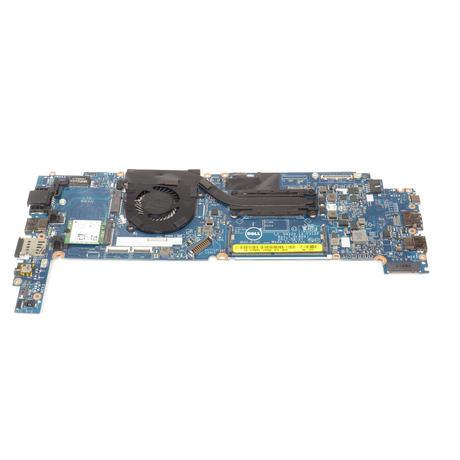 Dell DAZ20 LA-F312P 7390 Motherboard Rev 1.0|Intel i5-7300U CPU @ 2.6GHz