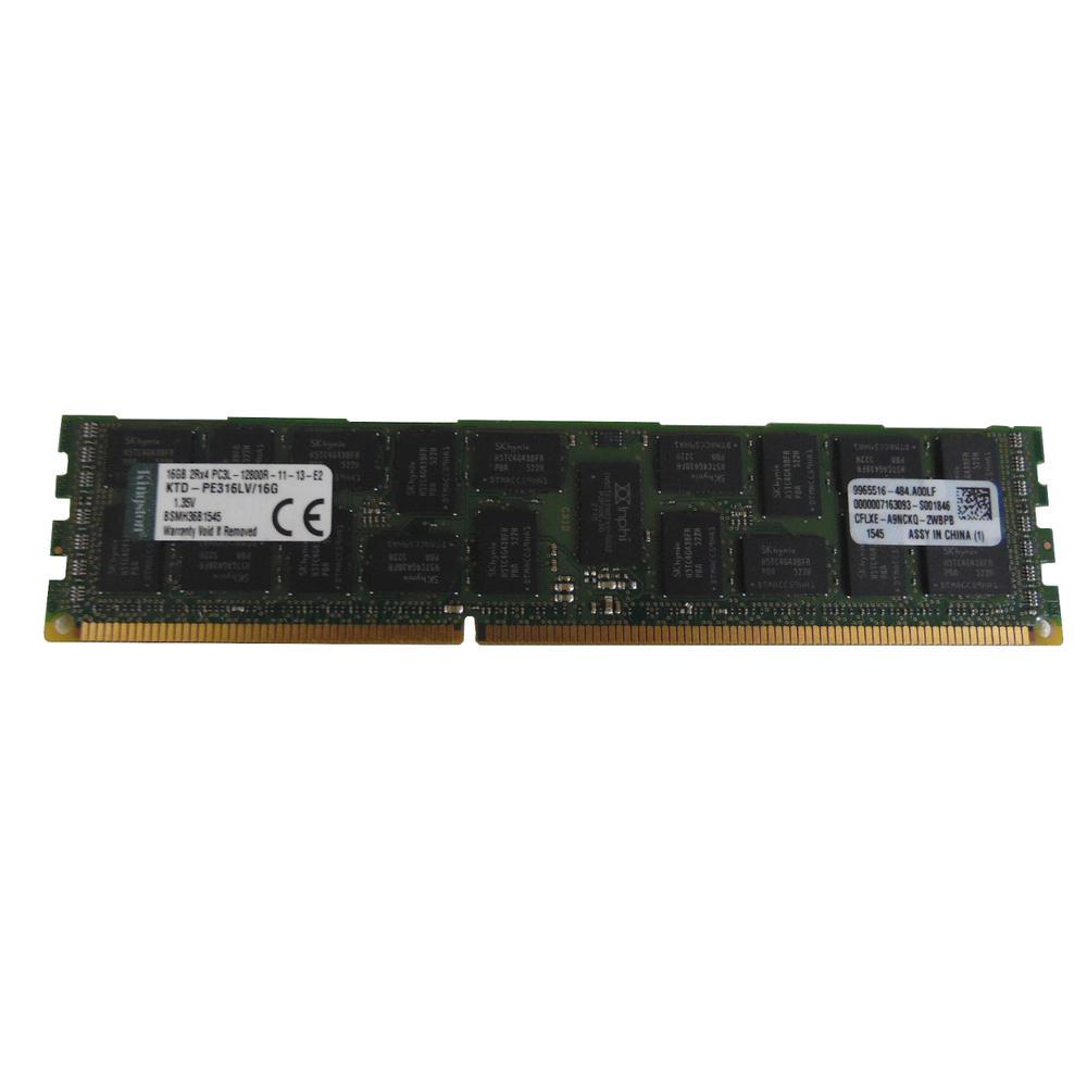 Kingston KTD-PE316LV/16G | 16GB | PC3L-12800R | PC Memory RAM