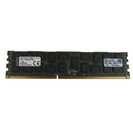 Kingston KTD-PE316LV/16G | 16GB | PC3L-12800R | PC Memory RAM Thumbnail 1