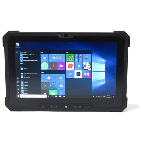 "Dell Latitude 7212 11.6""  Rugged Tablet Intel i5-6300U 8GB 128GB Win10| Boxed|A-"