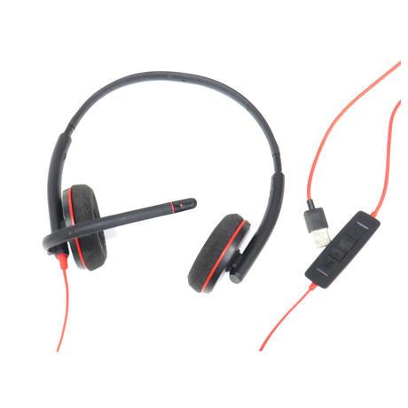 Plantronics Blackwire C3220 USB Headset Thumbnail 1