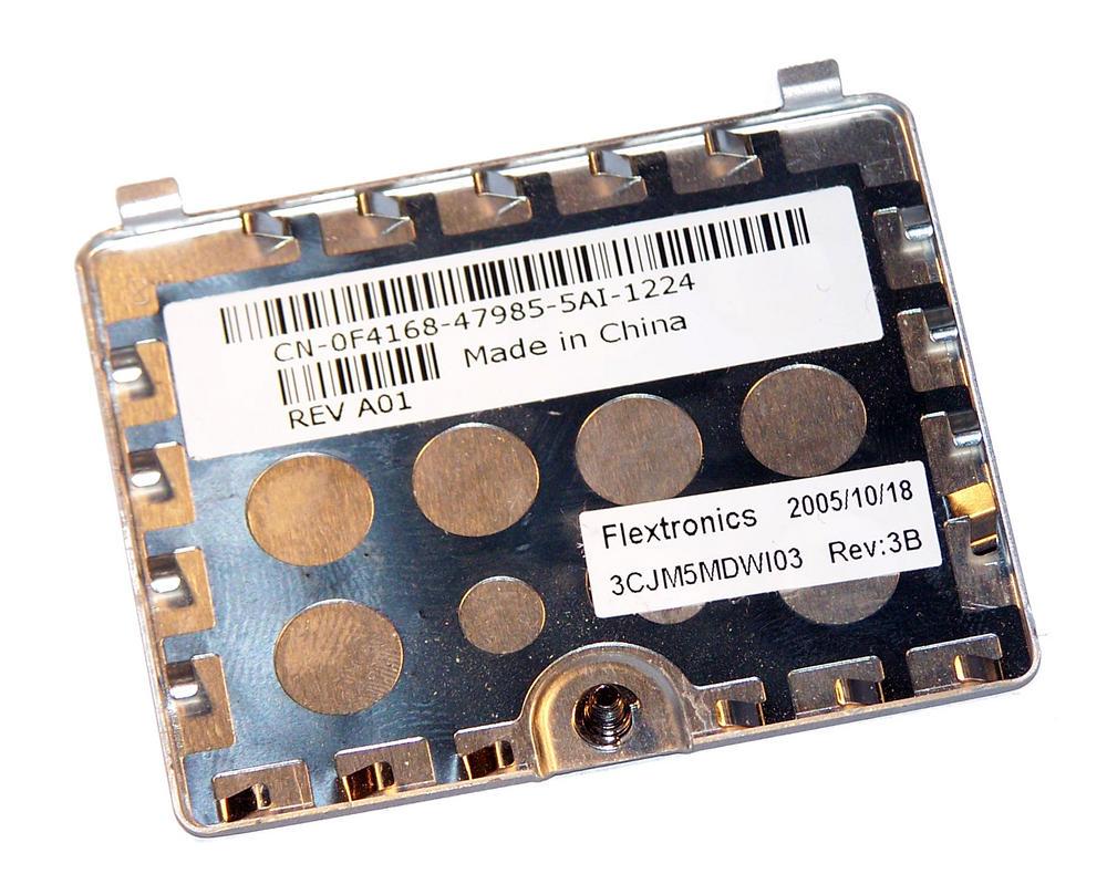 Dell F4168 Latitude D610 Modem Door Cover | 0F4168 Thumbnail 2