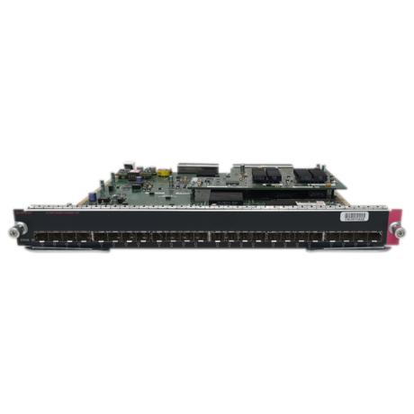 Cisco WS-X6724-SFP 256MB 24 Port SFP Module With WS-F6700-CFC 73-12296-01