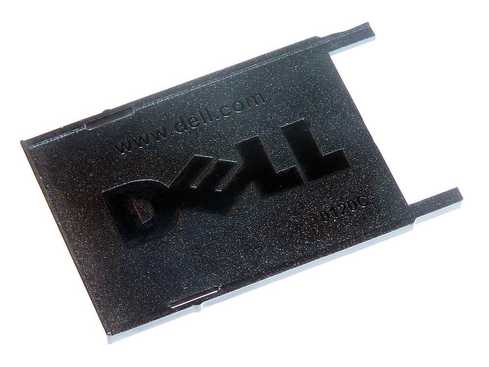 Dell 0120C Latitude C510 C600 C610 D610 PCMCIA Card Blank Slot Filler | 00120C Thumbnail 1