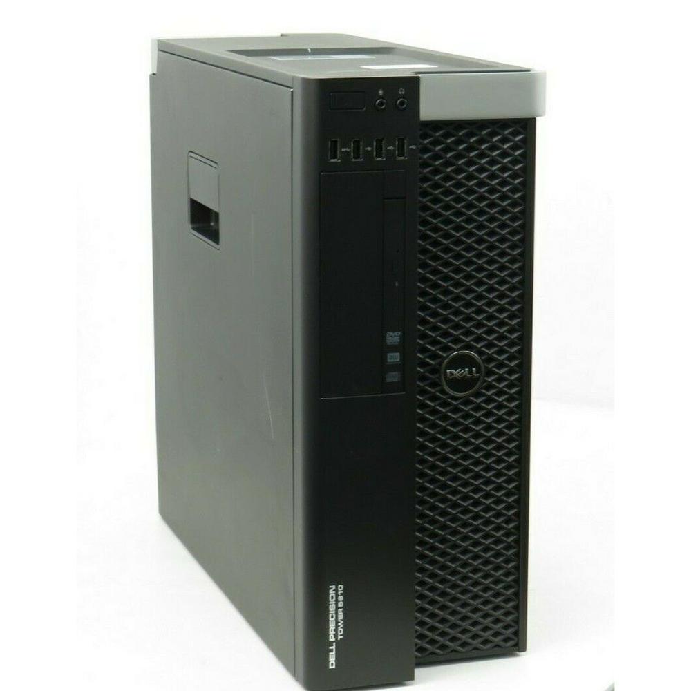 Dell Precision Tower 5810 Xeon E5-1620 V3 @3.50GHz 32GB No HDD Quadro K2200