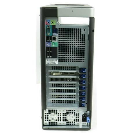 Dell Precision Tower 5810 Xeon E5-1620 V3 @3.50GHz 32GB No HDD Quadro K2200 Thumbnail 2