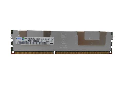 Samsung M393B1K70CHD-CH9 | 8GB PC3-10600R Server Memory
