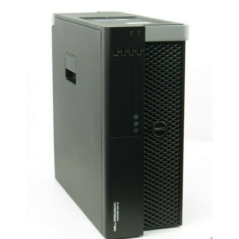 Dell Precision Tower 5810 Xeon E5-1620 V3 @3.50GHz 32GB No HDD Quadro K2000