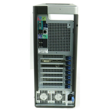 Dell Precision Tower 5810 Xeon E5-1620 V3 @3.50GHz 32GB No HDD Quadro K2000 Thumbnail 2