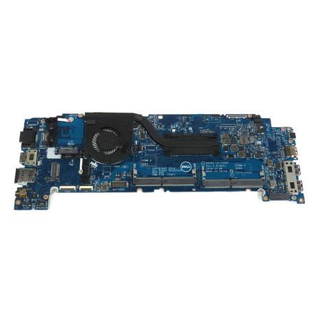 Dell Latitude 7490 Laptop Motherboard I7-8650U 1.90GHz YM3X5 0YM3X5 LA-F322P