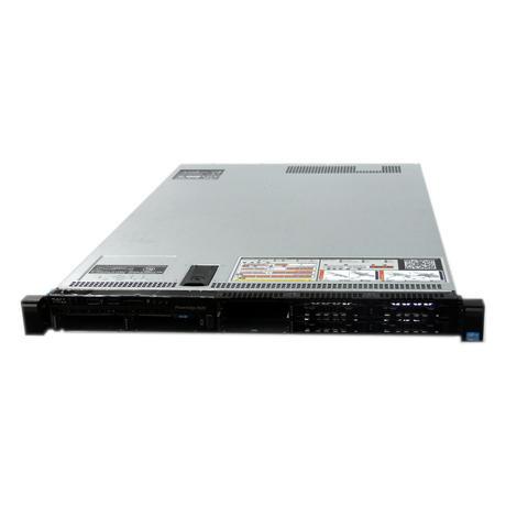 Dell Poweredge R620 1u Server 2 x Xeon E5-2609 0 2.4GHz 16GB No HDD